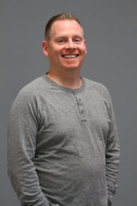 Jason Deneault- Financial Secretary