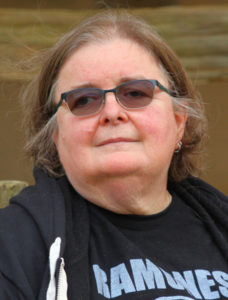 Judy Mackenzie - Sergeant at Arms